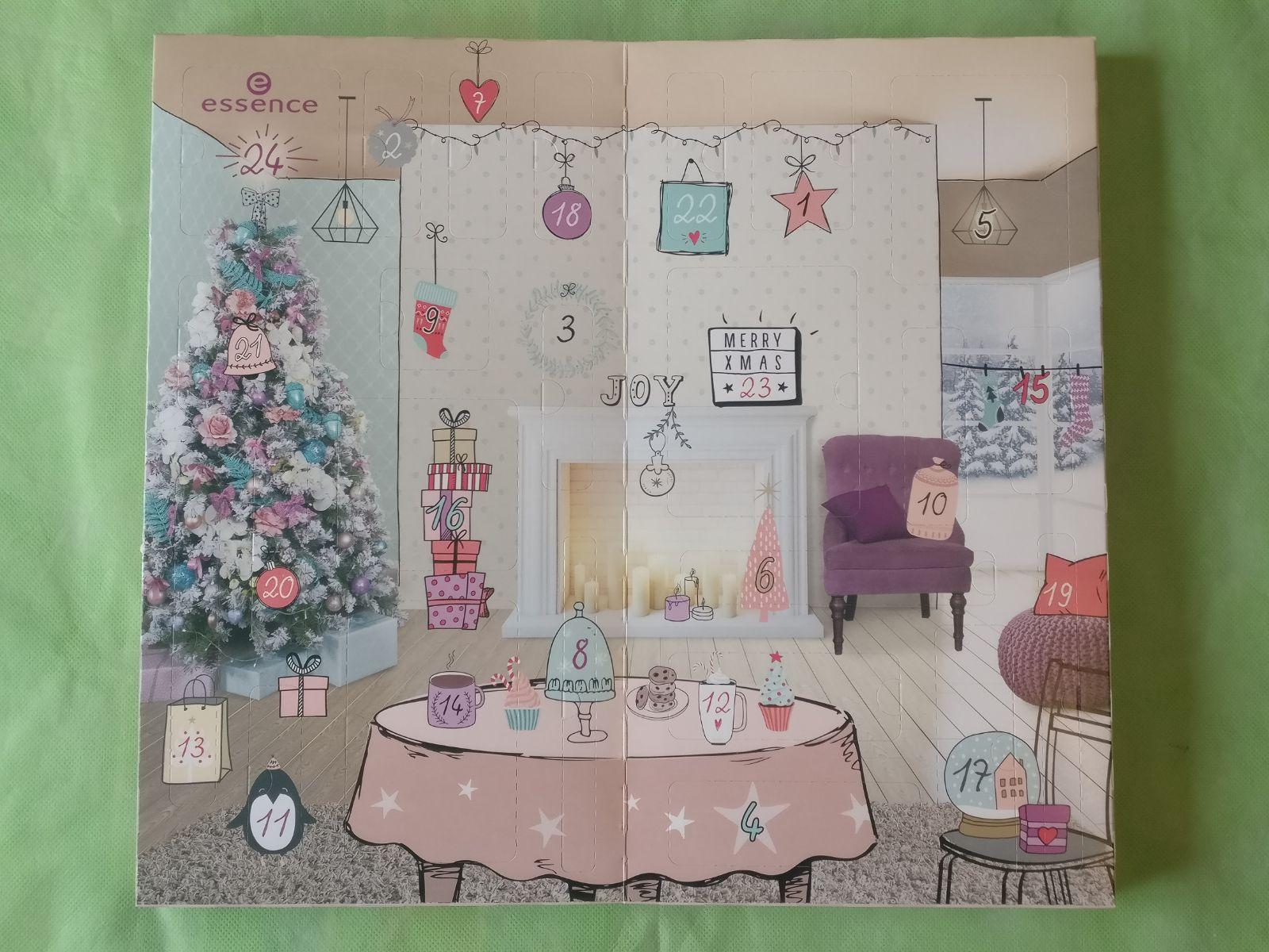 Calendario Dellavvento Essence.Calendario Dell Avvento Essence 1 2 3 Dicembre Trucco
